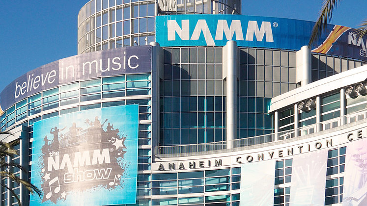 Good bye NAMM 2016